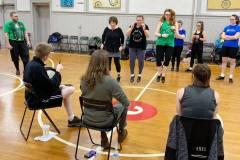 2019 Irish Percussive Dance Workshop in Lexington