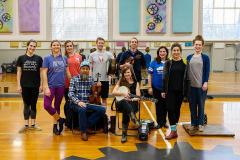 2020 Irish Percussive Dance Workshop in Lexington