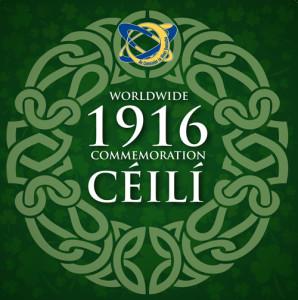 Centennial Ceili CLRG logo