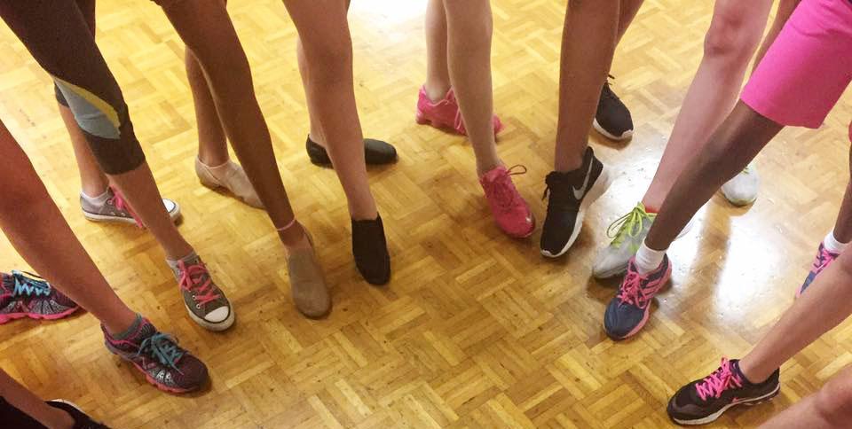 Bluegrass Ceili Academy Dance Camp