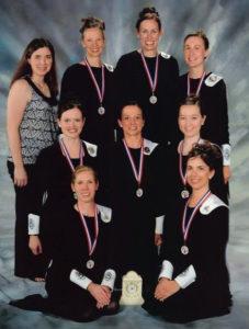 2009 Irish Dance National Championships - Adult ladies Ceili Team