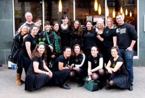 St Patricks Day Adult Irish Dance with Bluegrass Ceili Academy