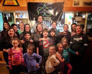 Irish dance school in Lexington Bluegrass Ceili Academy