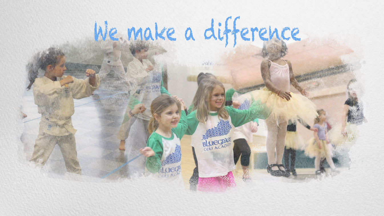Our Lexington Irish dance school gives back to the community