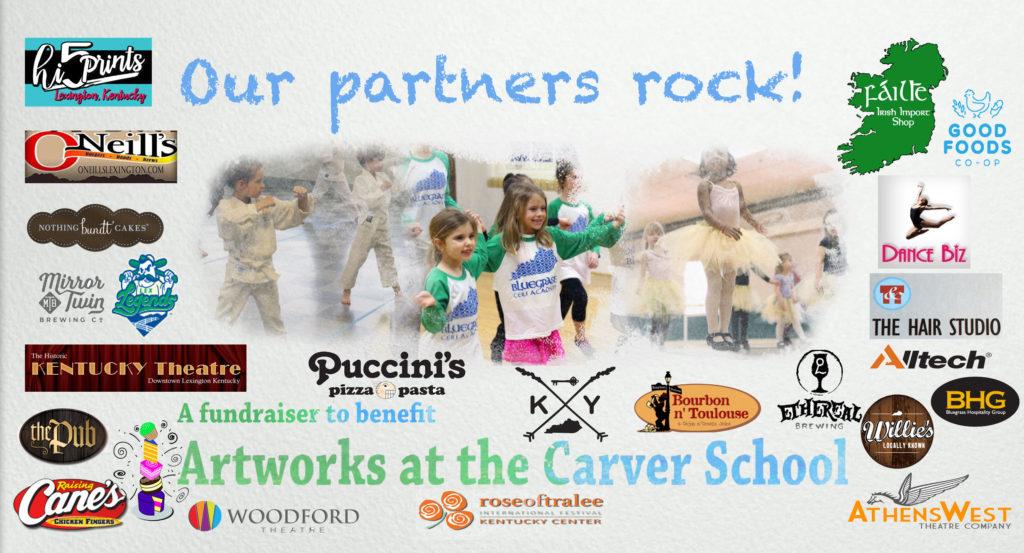 Scholarship fundrasier sponsors