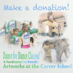 Donations for cultural arts classes in Lexington