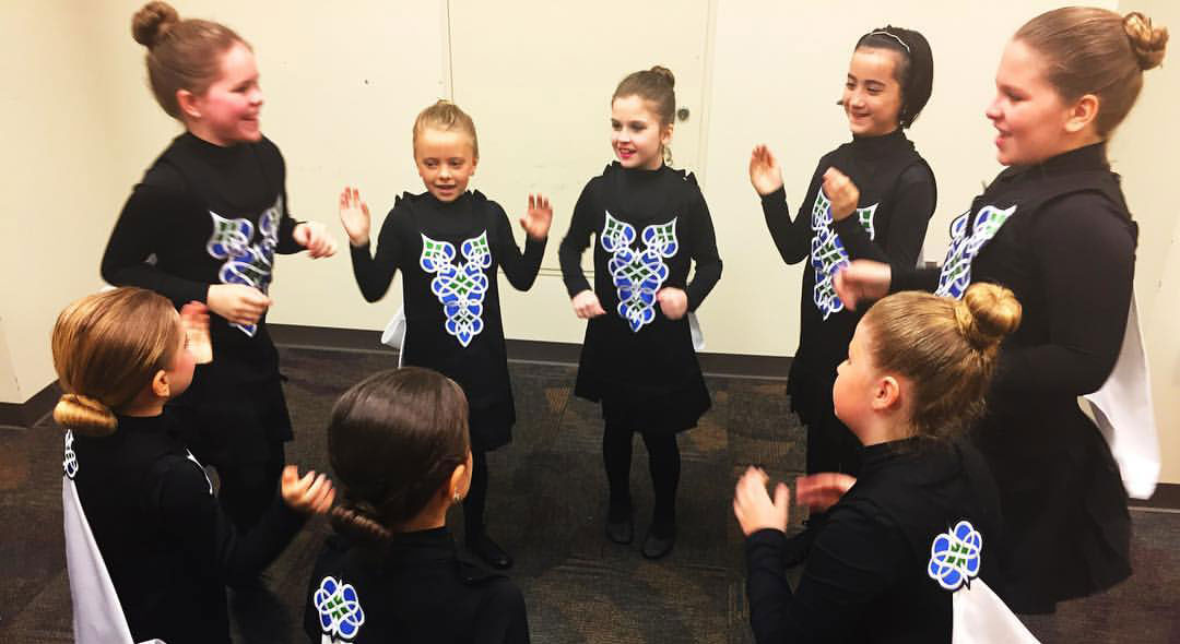 Irish Dance in Lexington with Bluegrass Ceili Academy