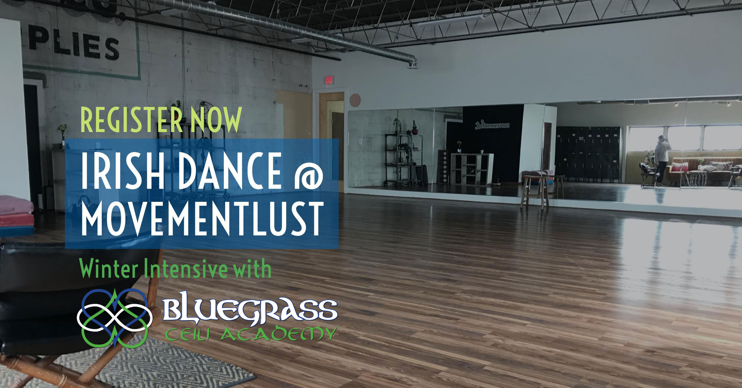 Take Irish dance classes in Lexington this winter at Movementlust