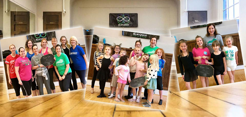 Bluegrass Ceili Academy Lexington Irish dance classes