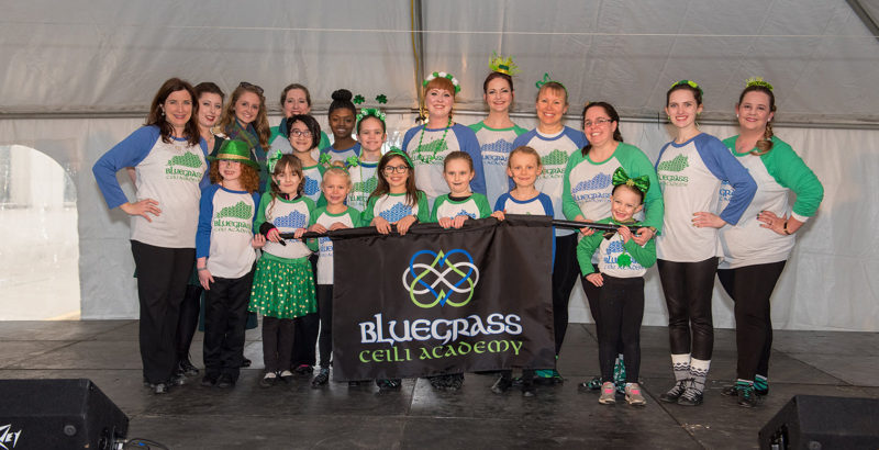 At Bluegrass Ceili Academy, Irish dance makes our hearts sing all year long