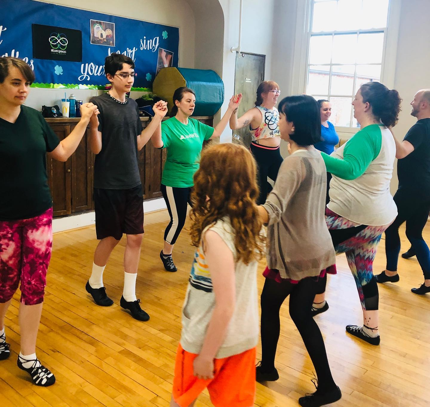 Sign up for affordable Irish dance classes in Lexington