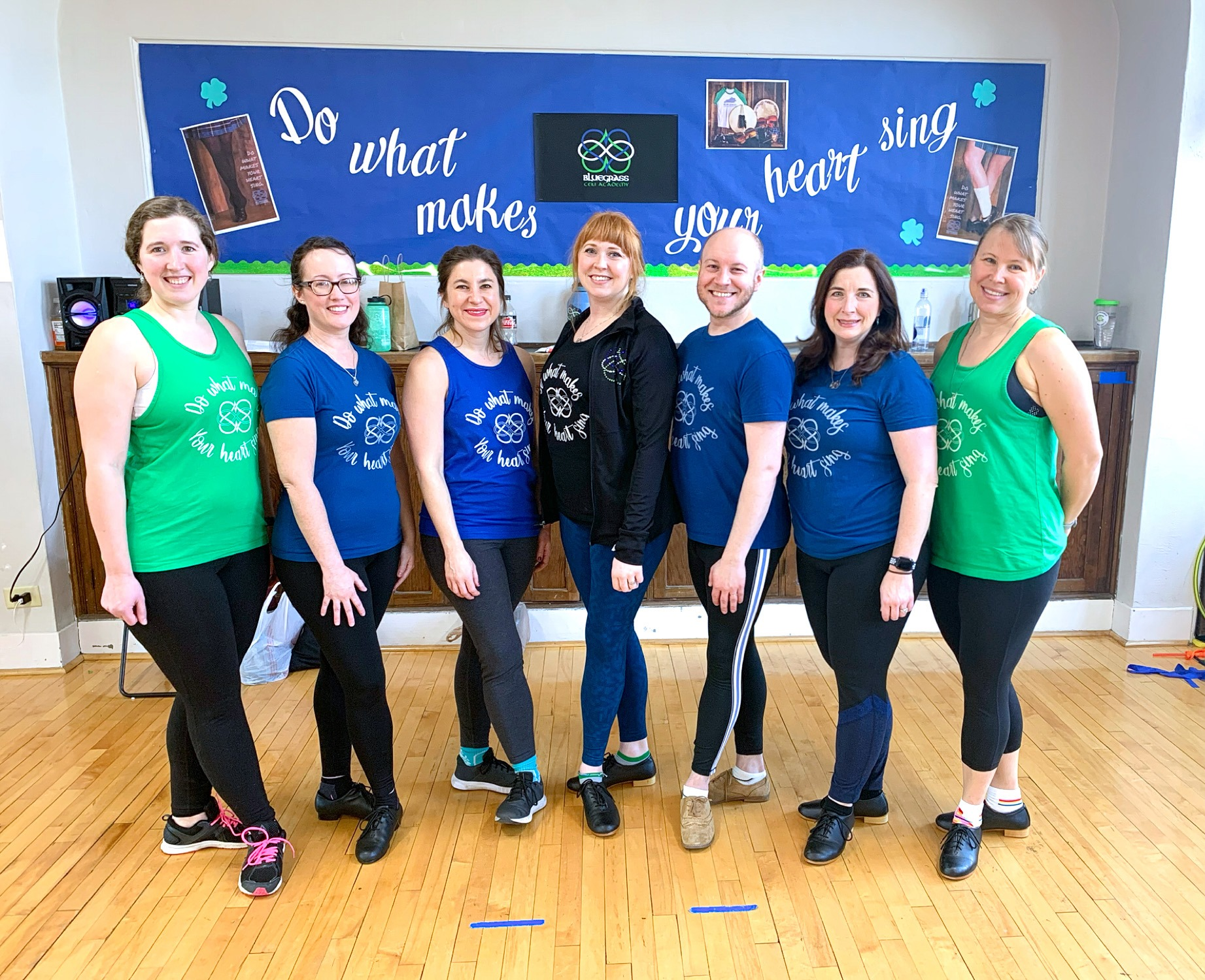 Connecting globally to serve our Lexington Irish dance school community