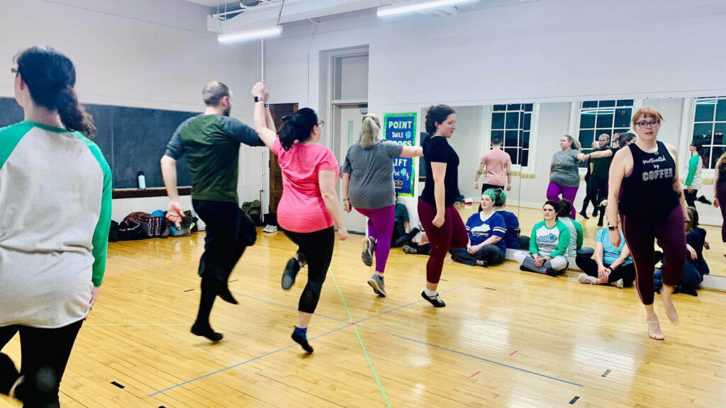 Classes at Bluegrass Ceili Academy